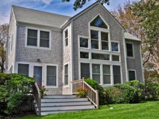 CLASSIC EDGARTOWN VILLAGE CONTEMPORARY WITH WATER VIEWS - EDG RANG-07 - Edgartown vacation rentals