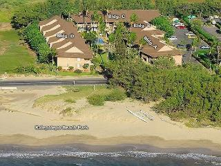 Kihei Bay Vista A 201 Ocean View 1/1 Steps From Beach Great Rates! - Kihei vacation rentals