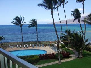 Menehune Shores #401 Ocean View 2bd 2bath - Kihei vacation rentals