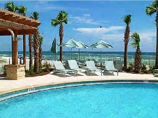 BEACHFRONT AND BEAUTIFUL FOR 8! OPEN WEEK OF 4/11! TAKE 10% OFF - Panama City Beach vacation rentals