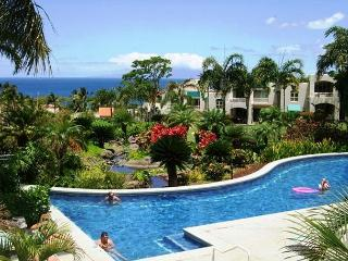 Palms at Wailea #1204 Ocean View, Sleeps 4. - Wailea vacation rentals