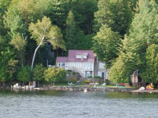From water - Lake Mephremagog, Waterfront property - Magog - rentals