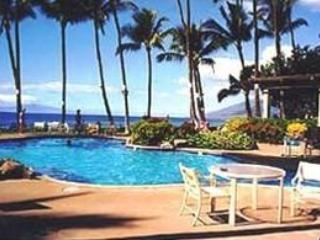 Beachfront Heated Pool on Beautiful Keawakapu beach. - Beachfront Wailea Ekahi Beauty at NEW LOWEST  PRICES!!! - Wailea - rentals