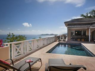 Island perfection for couples or a family- beautiful long- distance panoramas. MAT SUH - Tortola vacation rentals