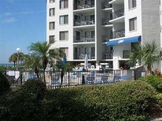Direct Beach Front:  October is available - Saint Pete Beach vacation rentals