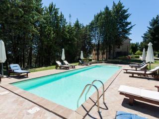 Villa Rental in Umbria, Ramazzano - Podere Il Pino - 16 - Ramazzano vacation rentals