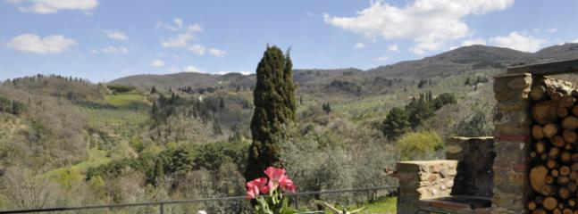 Large Villa in the Chianti Hills Close to Florence - Villa Capannuccia - 14 - Image 1 - Bagno a Ripoli - rentals