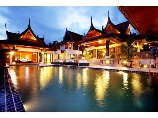 Patong Sea View Villa with upto 11 rooms with chef - Patong vacation rentals