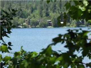Picturesque House with 1 BR, 1 BA in Whitefish (01BU) - Whitefish vacation rentals