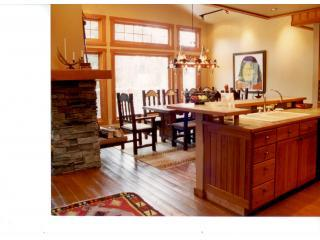 War Dance-Luxury Big Sky Ski/Summer Vacation Home - Big Sky vacation rentals