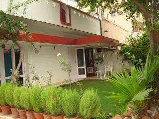 Garden Area at Bed and Breakfast New Delhi - Bed and breakfast New Delhi homestay - New Delhi - rentals