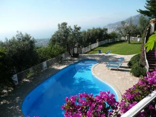 Villa Alessia nice apartment in Sorrento air conditioning parking view - Villa Alessia pool,Garden,Parking,WiFi,Air cond. - Piano di Sorrento - rentals