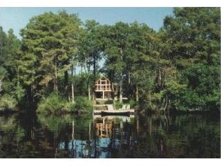 Secluded riverfront home near Georgia's coast! - Saint Marys vacation rentals