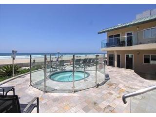 San Diego Oceanfront Condo in Mission Beach - Pacific Beach vacation rentals