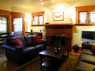 Living Room - Executive Suites in heart of Historic Kitsilano - Vancouver - rentals
