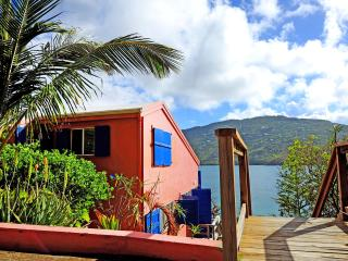 Casa Jo Mama ...200' directly on Magens Bay! - Peterborg vacation rentals