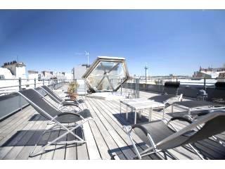 Marais Penthouse - Unique Rooftop terrace and View - Image 1 - Paris - rentals
