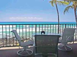 Absolute Oceanfront Condo # 204 ~ FREE parking~A/C - Keauhou vacation rentals
