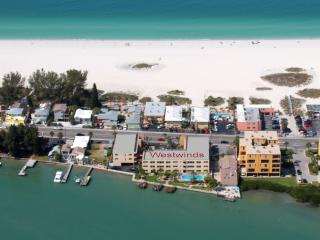 "Westwinds ""Tortuga""  2 Bed 2 Bath Condos w/ 3 Docks - Treasure Island vacation rentals"