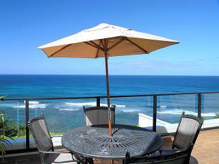 Unobstructed Ocean Front 2 bd Condo in Princeville - Koloa vacation rentals