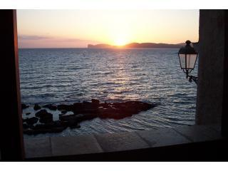 Accomodation on the Sea in the Centre of Alghero - Alghero vacation rentals