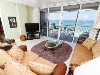 IP 707, Top floor,amazing view,free WiFi, comfy furnishings, garage parking - Fort Walton Beach vacation rentals