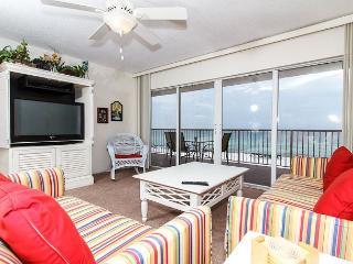 Condo#4001: Spectacular waterfront 3BR/3BA condo, WiFi,HDTV,FREE BEACH CHAIRS - Fort Walton Beach vacation rentals