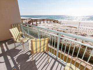PI 206:UPDATED beach front condo, FREE WIFI, MOVIES, GOLF, BEACH CHAIRS! - Fort Walton Beach vacation rentals