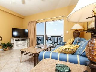PI 602:TOP FLOOR 1BR/2BA OFFERS THE BEST VIEWS AROUND!VERY COMFY AND UPDATED - Fort Walton Beach vacation rentals