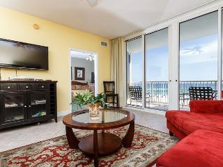 WE 310: Beautiful beachfront condo-HDTV,WiFi,balcony,pool,FREE beach chairs - Fort Walton Beach vacation rentals