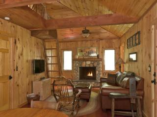Romantic Adirondack Getaway-Fireplace-Snowshoes! - Wells vacation rentals