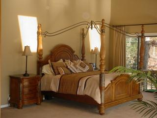 Grand Master Suite - Patrick Place 4 Bedroom Loaded Waterfront Home - Osage Beach - rentals
