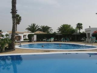 the heated pool - 135 'La Barbuja' Our villa in the sun. - Golf del Sur - rentals