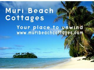 Muri Beach Cottages - Rarotonga vacation rentals