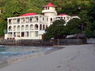 BEACH FRONT CASTLE STERLING HOUSE - STERLING HOUSE 5 STAR BEACH LUXURY/POOL LONG BAY - Tortola - rentals