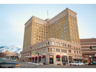 Condo 1007 Ben Lomond Suites Historic Hotel - Ogden vacation rentals