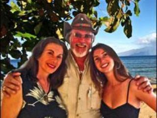 Luba Fred Leah - your hosts at AlohaResorts.Net - Kaanapali Shores & Kaanapali Royal - Lahaina - rentals