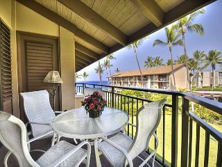 2 bedroom condo in oceanfront complex, great Ocean views - Kailua-Kona vacation rentals