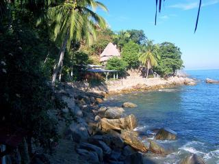 Best property on the Point! - El Jardin Garden Palapas, Yelapa, Mexico - World - rentals