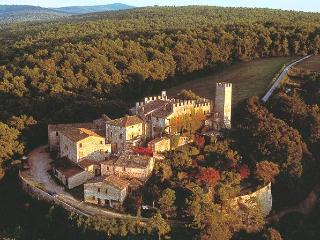 CASTELLO DI MONTALTO - 2 bedroom Villa in Chianti - Ambra vacation rentals