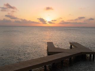 Every night a new sunset over your private boat dock. - 7th nt FREE! Sunsets, Dock, Beach - Galveston - rentals