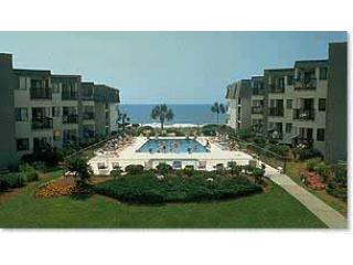 main pool pic - A-116 at Ocean Forest Villas (CONDO) - Myrtle Beach - rentals