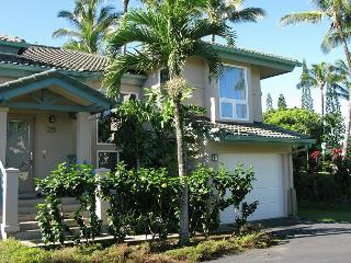 Villas on the Prince 28: luxury townhouse, walk to Anini beach or town - Princeville vacation rentals