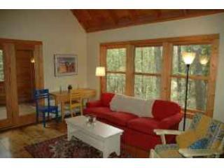 Living Room - Bayfield, WI Cottage - Lake Superior South Shore - Bayfield - rentals