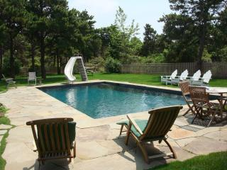 Beautiful Home on Private 3 Acres with Heated Pool - Nantucket vacation rentals