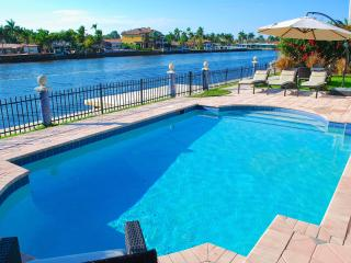 Casa Mar SPECTACULAR 4BR WATERFRONT HTD POOL BEACH HOME! - Coconut Creek vacation rentals