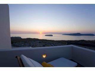 Santorini Luxury Villa with stunning sea views - Santorini vacation rentals