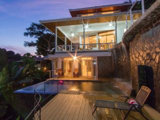 Casa Papillon; sleeps 10 w/apt Unique Private Pool - Manuel Antonio National Park vacation rentals