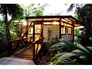 Front of Villa - Luxury Bungalow-Tulemar-Private Beach-Views - Manuel Antonio National Park - rentals