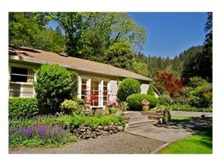 Kenwood Cottage - Canyon Setting on Sonoma Creek - Kenwood vacation rentals